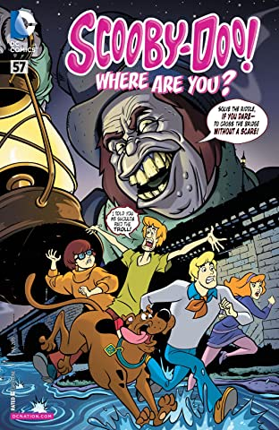Scooby-Doo, Where Are You? (2010-) No.57