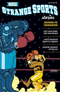 Strange Sports Stories (2015) #3
