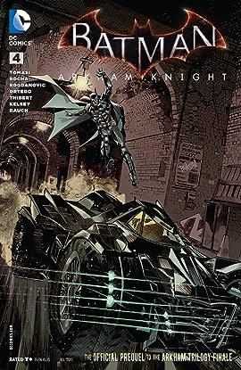 Batman: Arkham Knight (2015-2016): Print Version #4