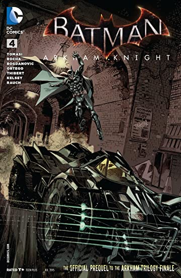 Batman: Arkham Knight (2015-2016): Print Version #4