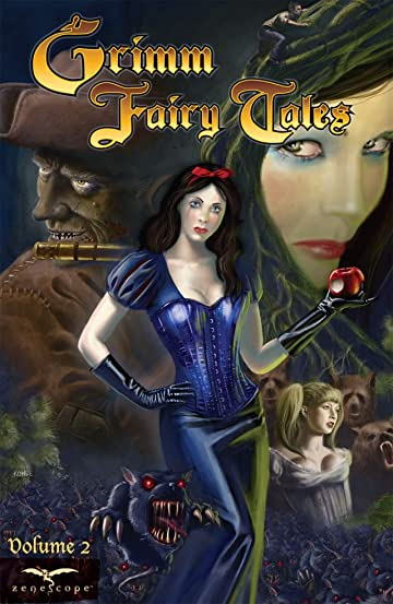 Grimm Fairy Tales Tome 2