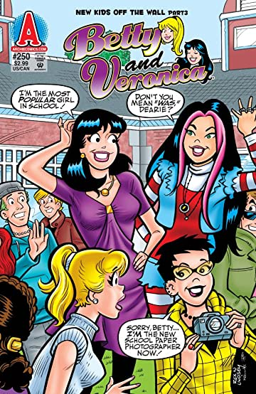 Betty & Veronica #250
