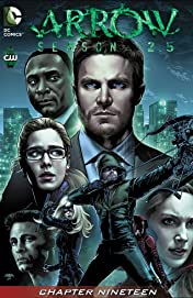 Arrow: Season 2.5 (2014-2015) #19
