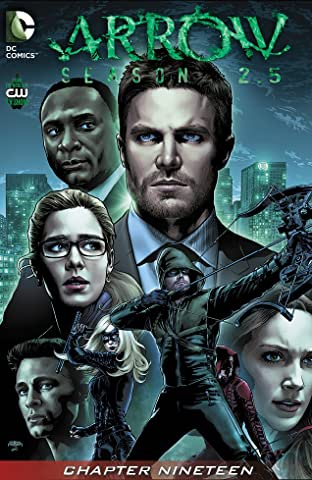 Arrow: Season 2.5 (2014-2015) No.19