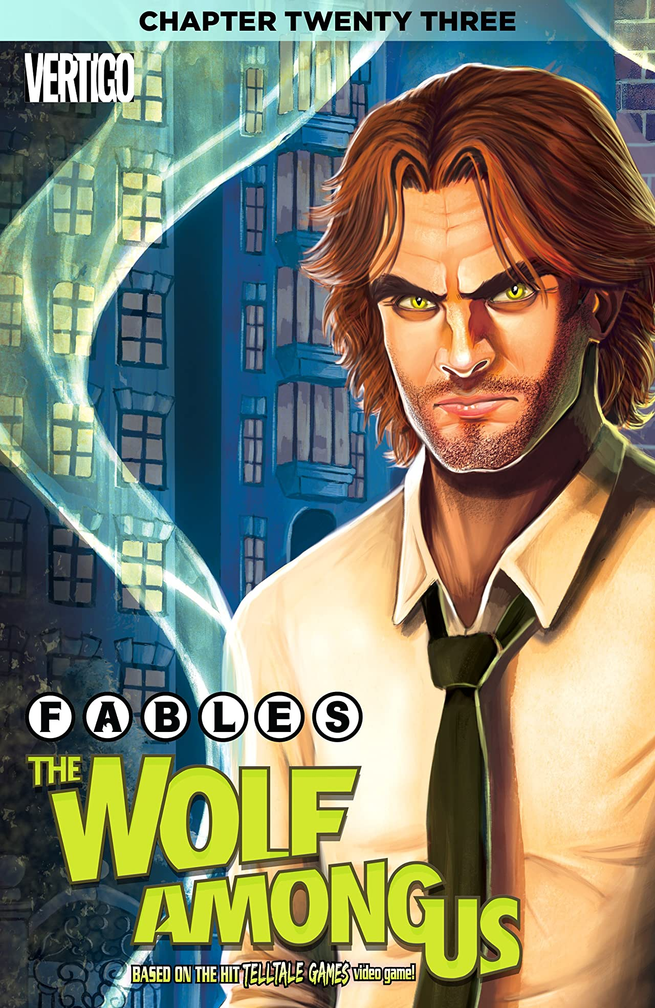 Fables: The Wolf Among Us #23