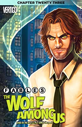 Fables: The Wolf Among Us No.23