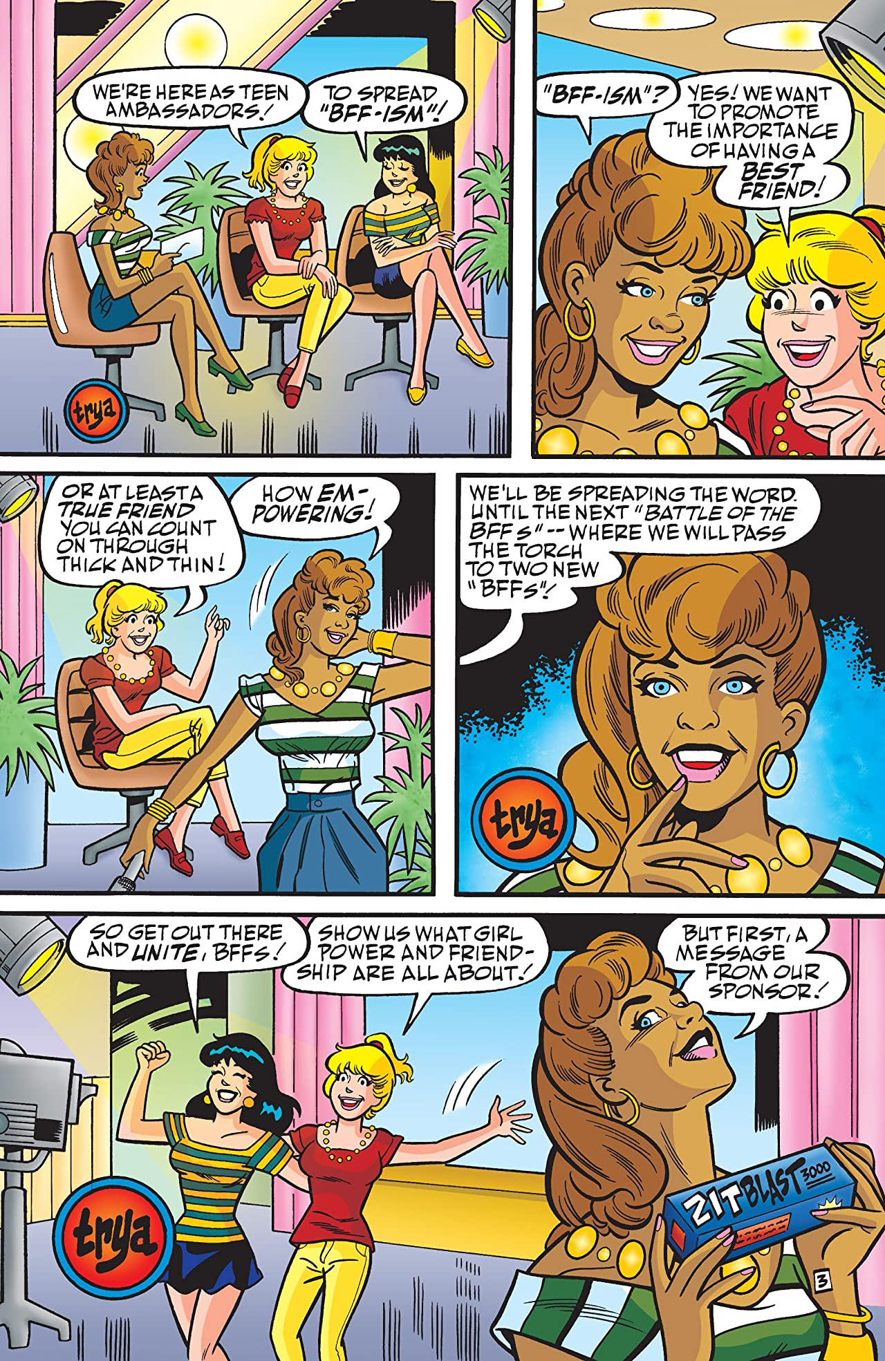 Betty & Veronica #249
