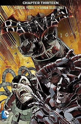 Batman: Arkham Knight (2015-2016) #13