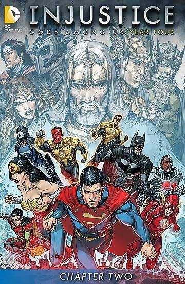 Injustice: Gods Among Us: Year Four (2015) #2