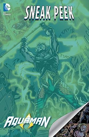 DC Sneak Peek: Aquaman (2011-) #1