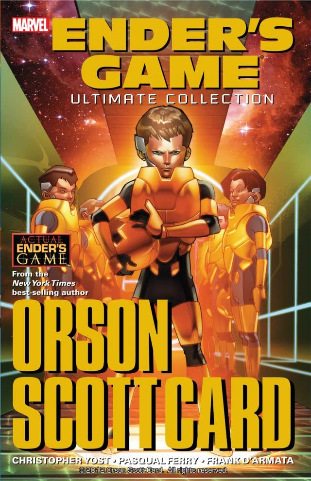 Ender's Game: Ultimate Collection