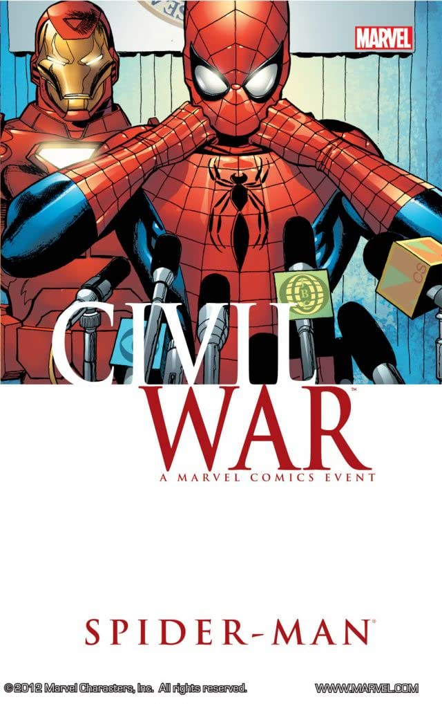 Civil War: Amazing Spider-Man