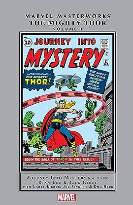 Thor Masterworks Vol. 1