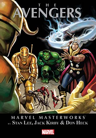 Avengers Masterworks Tome 1