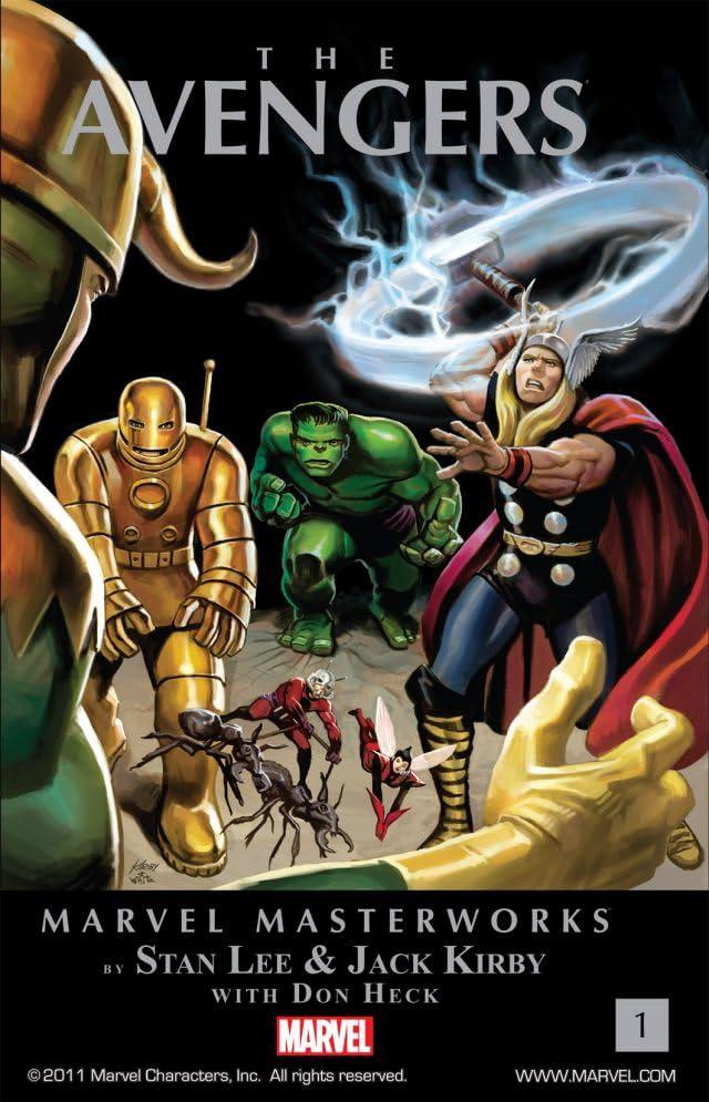 Avengers Masterworks Vol. 1