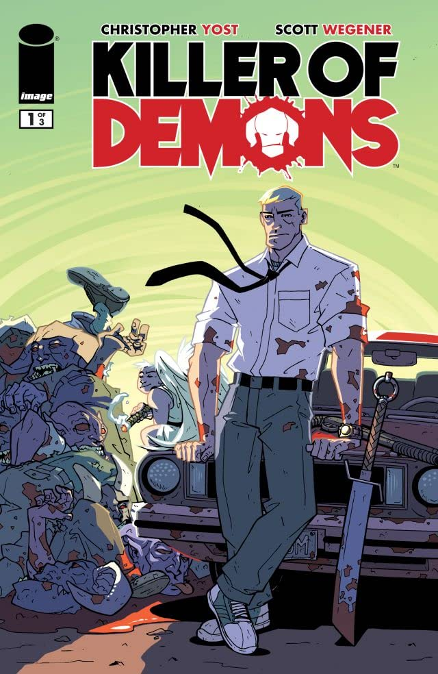 Killer of Demons #1 (of 3)