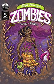 High Fructose Zombies #5