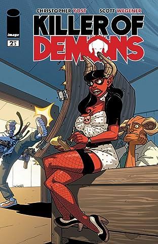 Killer of Demons #2 (of 3)