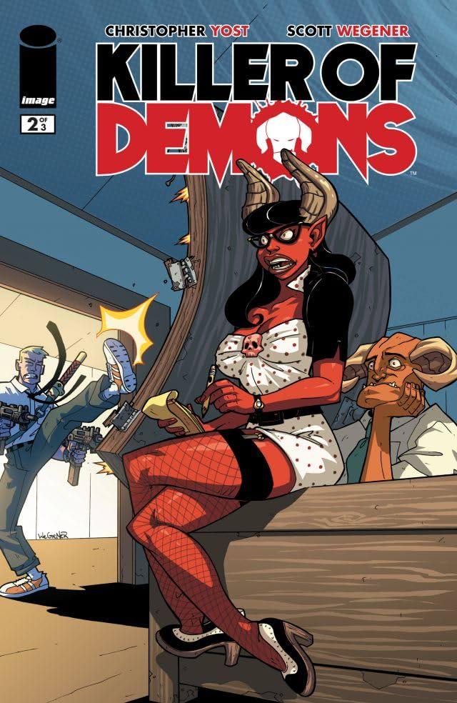 Killer of Demons #2