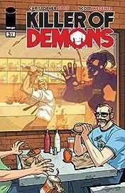Killer of Demons #3 (of 3)