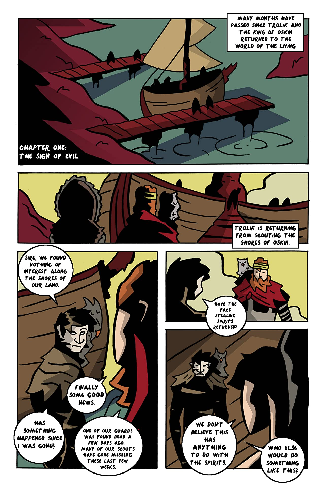 Tales of Trolik #3