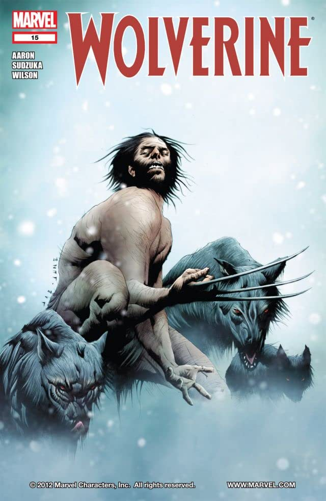 Wolverine (2010-2012) #15