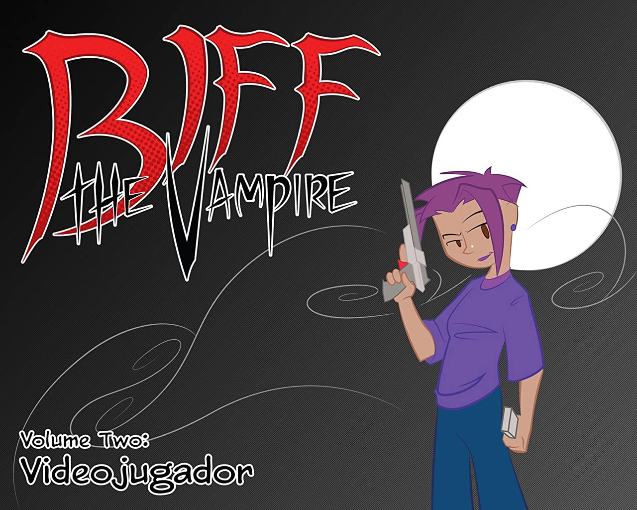 Biff the Vampire Vol. 2: Videojugador