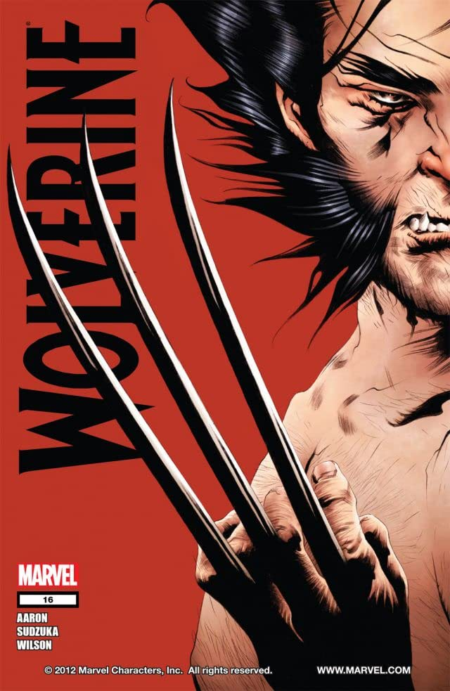 Wolverine (2010-2012) #16