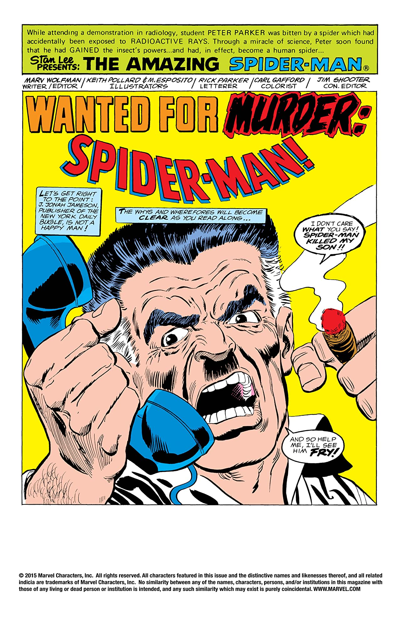 Amazing Spider-Man (1963-1998) #191
