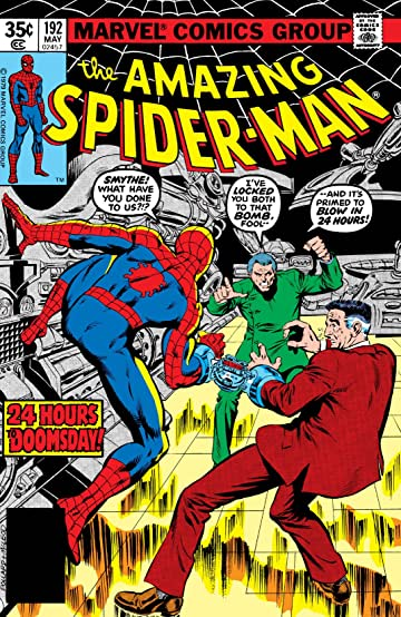 Amazing Spider-Man (1963-1998) #192