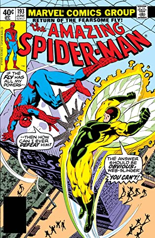 Amazing Spider-Man (1963-1998) #193