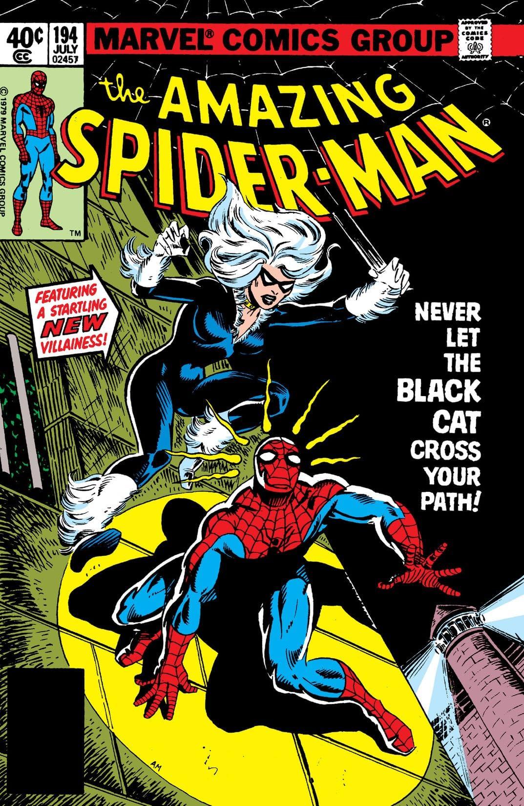 Amazing Spider-Man (1963-1998) #194