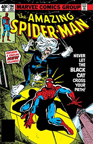 Amazing Spider-Man (1963-1998) #194