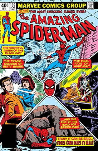 Amazing Spider-Man (1963-1998) #195