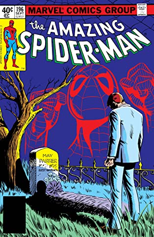 Amazing Spider-Man (1963-1998) #196