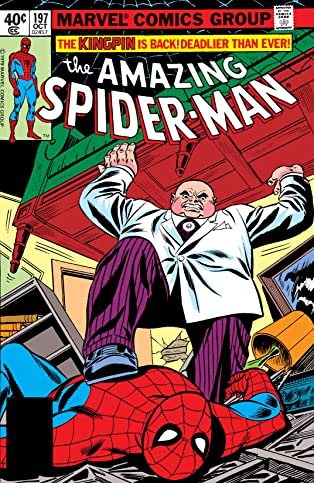 Amazing Spider-Man (1963-1998) #197