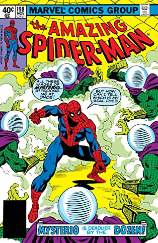 Amazing Spider-Man (1963-1998) #198