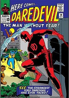 Daredevil (1964-1998) #10
