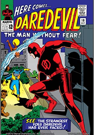 Daredevil (1964-1998) No.10
