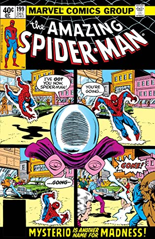Amazing Spider-Man (1963-1998) #199