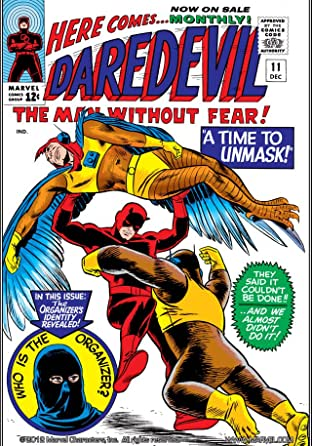 Daredevil (1964-1998) No.11