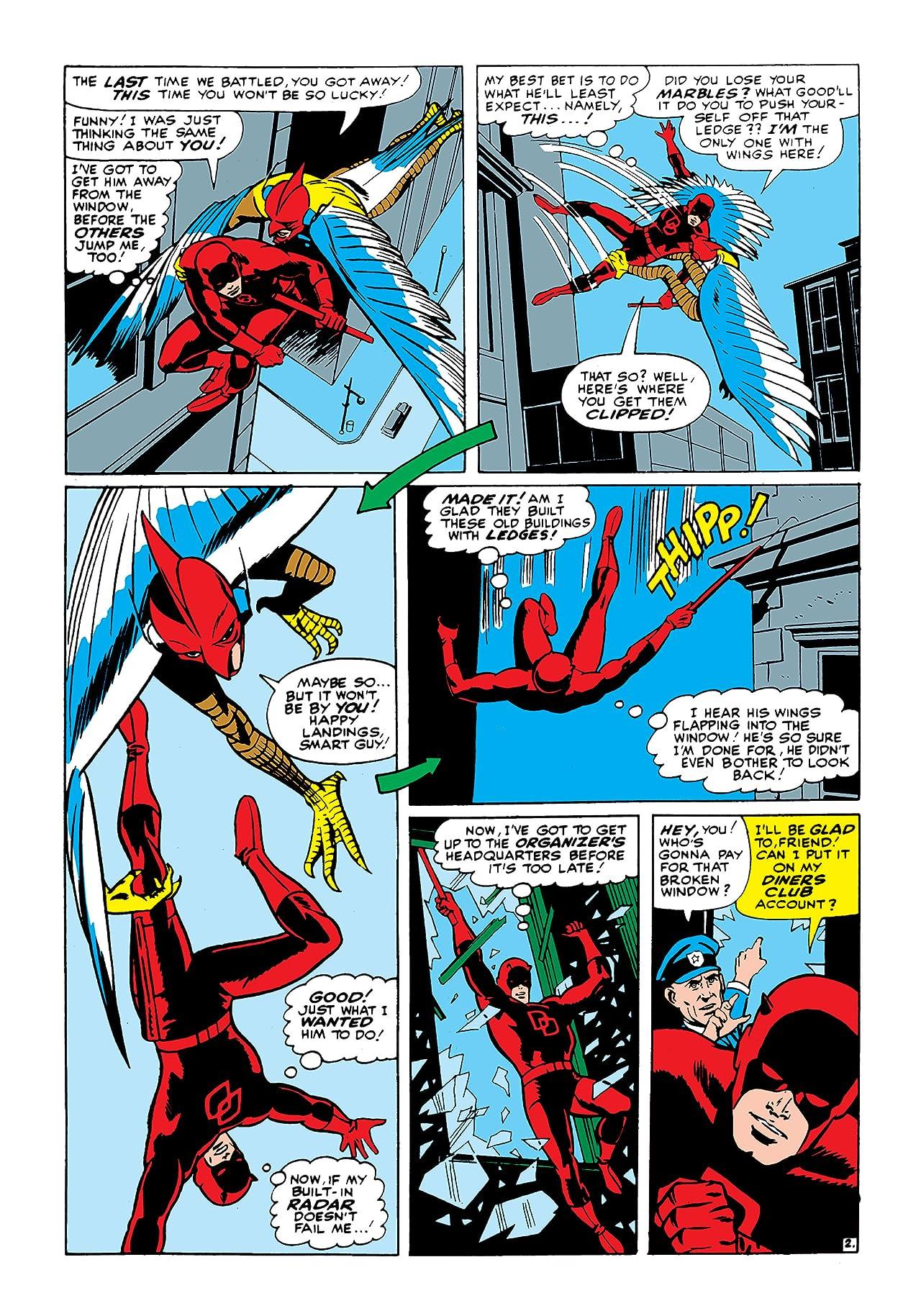 Daredevil (1964-1998) #11