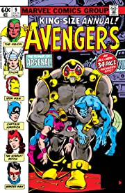 Avengers (1963-1996) Annual #9