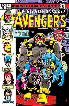 Avengers (1963-1996) Annual #9