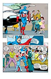 Captain America (1968-1996) Annual #11