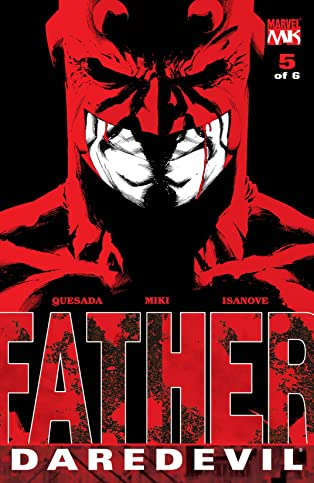Daredevil: Father #5 (of 6)