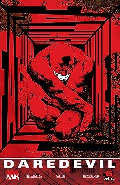 Daredevil: Father #6 (of 6)