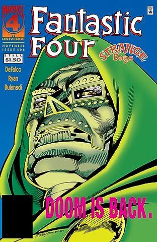 Fantastic Four (1961-1998) #406