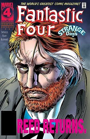 Fantastic Four (1961-1998) #407