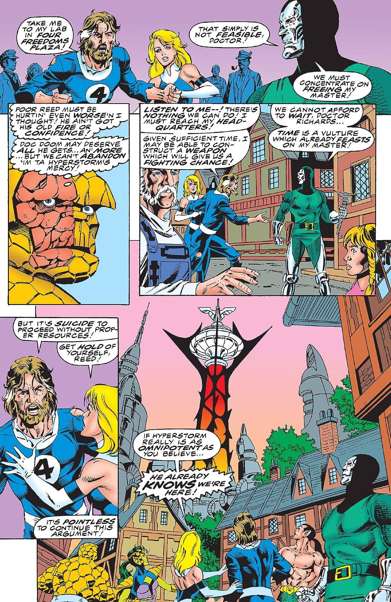 Fantastic Four (1961-1998) #408